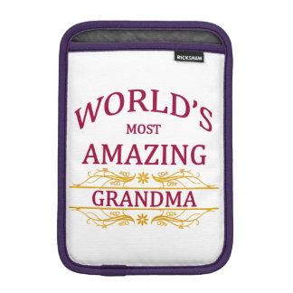 Amazing Grandma iPad Mini Sleeve