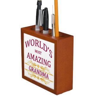 Amazing Grandma Pencil/Pen Holder