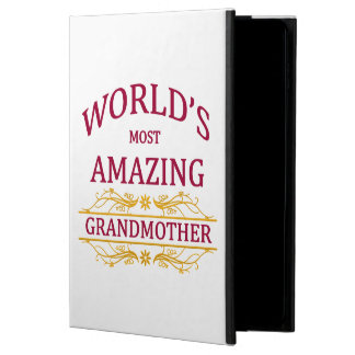 Amazing Grandmother Powis iPad Air 2 Case