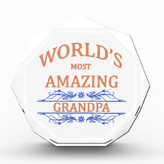 Amazing Grandpa Award