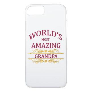 Amazing Grandpa iPhone 8/7 Case