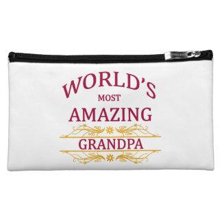 Amazing Grandpa Makeup Bag