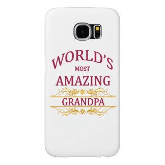 Amazing Grandpa Samsung Galaxy S6 Case