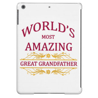 Amazing Great Grandfather Case For iPad Air