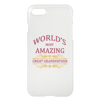 Amazing Great Grandfather iPhone 7 Case