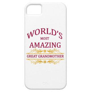 Amazing Great Grandmother iPhone SE/5/5s Case