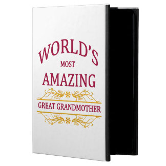 Amazing Great Grandmother Powis iPad Air 2 Case