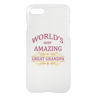 Amazing Great Grandpa iPhone 7 Case