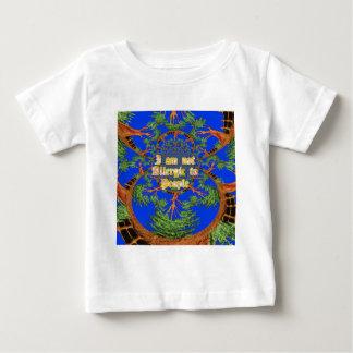 Amazing Hakuna Matata I am not allergic to people  Infant T-shirt
