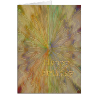 Amazing Happy Birthday Collection Greeting Card