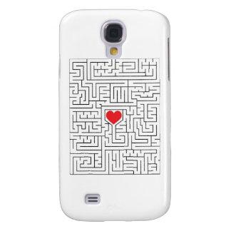 Amazing heart galaxy s4 case