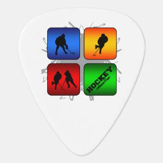 Amazing Hockey Urban Style Guitar Pick