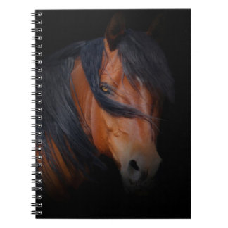 Amazing Horse Artwork Notebook