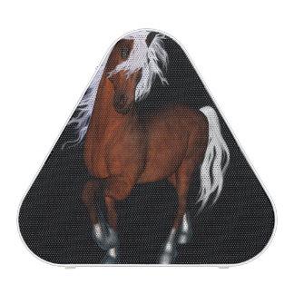 Amazing horse speaker