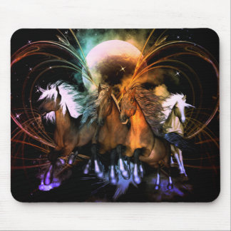 Amazing horses mouse pads