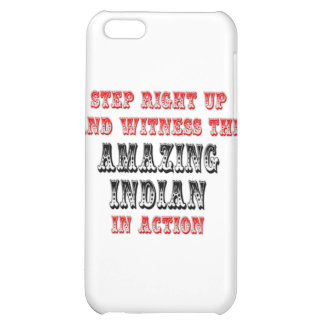 Amazing Indian In Action iPhone 5C Cases