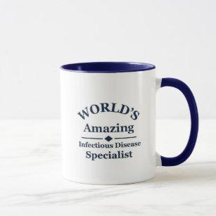 Amazing Infectious Disease Specialist Mug
