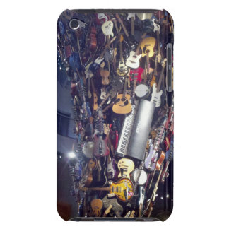 Amazing Instrument Wall that PLAYS! iPod Touch Cover