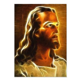 Amazing Jesus Portrait Card