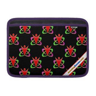 Amazing Karma | AmazingKarma.com Logo Sleeve For MacBook Air
