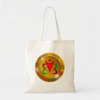 Amazing Karma Logo Tote Bag