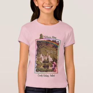 Amazing Kylemore Abbey Ireland Design #2 T-Shirt