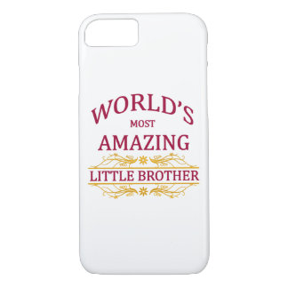 Amazing Little Brother iPhone 8/7 Case