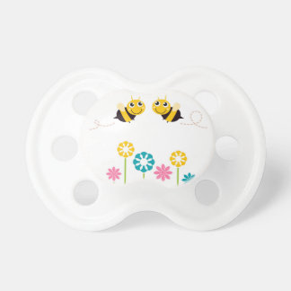 Amazing little cute Bees t-shirts Pacifier