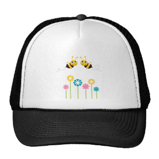 Amazing little cute Bees t-shirts Trucker Hat