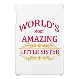 Amazing Little Sister iPad Mini Covers