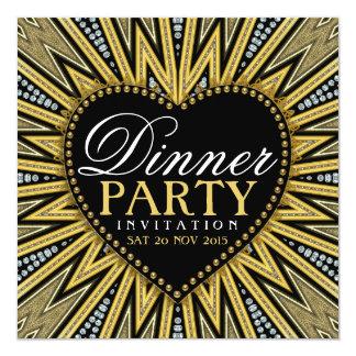 Amazing Love Energy Dinner Party Invitations