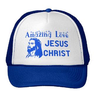 Amazing Love Mesh Hat