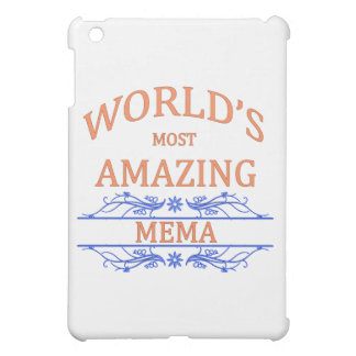 Amazing Mema iPad Mini Covers