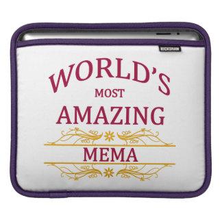 Amazing Mema iPad Sleeve