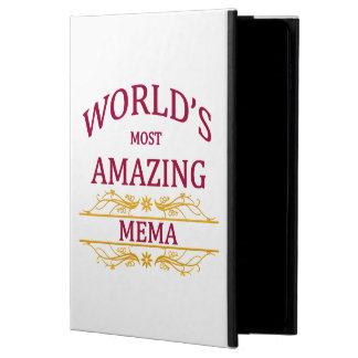 Amazing Mema Powis iPad Air 2 Case