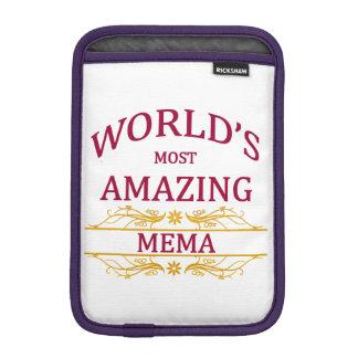 Amazing Mema Sleeve For iPad Mini