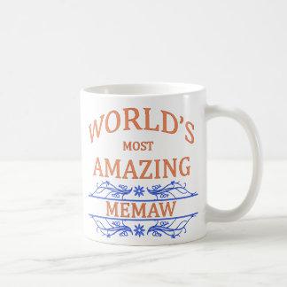 Amazing Memaw Coffee Mug