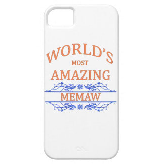 Amazing Memaw iPhone SE/5/5s Case