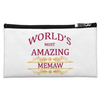 Amazing Memaw Makeup Bag