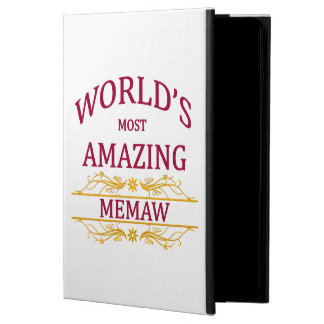 Amazing Memaw Powis iPad Air 2 Case