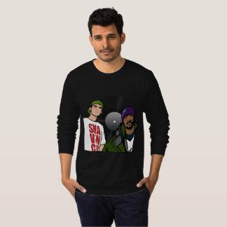Amazing Men's Long Sleeve T-Shirt In Rap Design