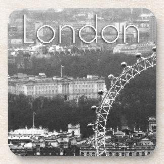 Amazing! Millennium Wheel & Buckingham Palace Drink Coasters