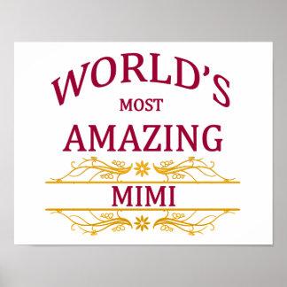 Amazing Mimi Poster