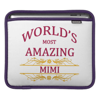 Amazing Mimi Sleeve For iPads