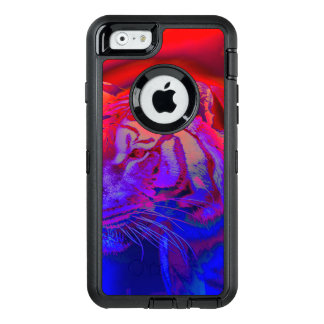 Amazing modified Tiger OtterBox Defender iPhone Case