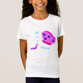 Amazing Mom Butterfly Shirt