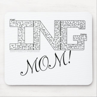 Amazing Mom! Mouse Pad