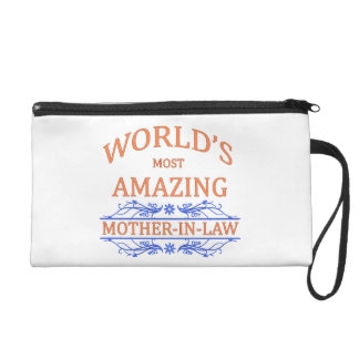 Amazing Mother-In-Law Wristlet Purse