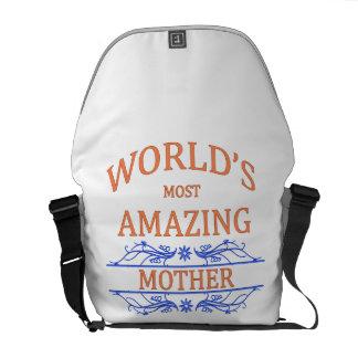Amazing Mother Messenger Bag