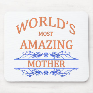 Amazing Mother Mouse Pad
